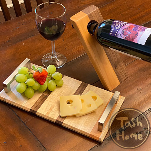 Magical Wine Holder
